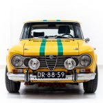 Alfa Romeo Giulia 1300 geel-2432