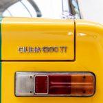 Alfa Romeo Giulia 1300 geel-2442