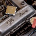 Alfa Romeo Giulia 1300 geel-2463