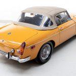 MG cabrio oranje-2468
