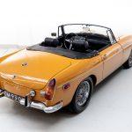 MG cabrio oranje-2487