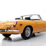 MG cabrio oranje-2488