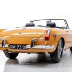 MG cabrio oranje-2489