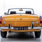 MG cabrio oranje-2494