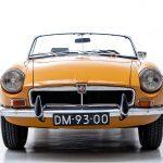 MG cabrio oranje-2501