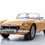 MG cabrio oranje-2504