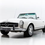 2018-09-14 CCC Mercedes 280SL wit-11