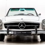 2018-09-14 CCC Mercedes 280SL wit