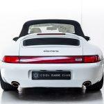 Porsche 993 Carrera cabrio wit-3384