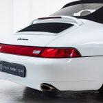 Porsche 993 Carrera cabrio wit-3385