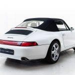 Porsche 993 Carrera cabrio wit-3386