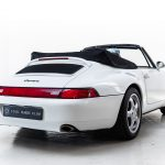Porsche 993 Carrera cabrio wit-3388