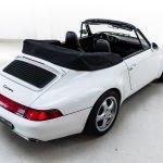 Porsche 993 Carrera cabrio wit-3389