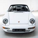 Porsche 993 Carrera cabrio wit-3395