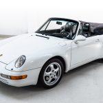 Porsche 993 Carrera cabrio wit-3396