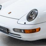 Porsche 993 Carrera cabrio wit-3397