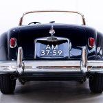 Jaguar XK150 blauw-1544