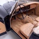 Jaguar XK150 blauw-1559