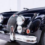 Jaguar XK150 blauw-1574