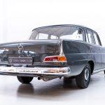 Mercedes 190C grijs-1384
