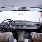 Mercedes 190C grijs-1411