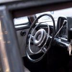 Mercedes 190C grijs-1415