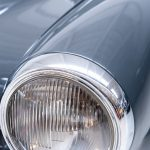 Mercedes 190C grijs-1451