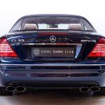 Mercedes CL55 AMG blauw-1344