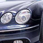 Mercedes CL55 AMG blauw-1376