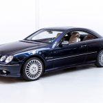 Mercedes CL55 AMG blauw-1379