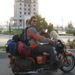 Moto Guzzi V7 Ambassador 1970 5 - Ashgabat Turkmenistan