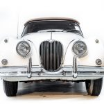 Jaguar XK150 wit-8893