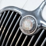 Jaguar XK150 wit-8897