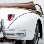 Jaguar XK150 wit-8932