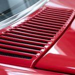 Mercedes 280 SL rood-8937