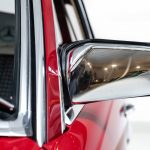 Mercedes 280 SL rood-8939