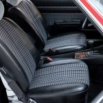 Mercedes 280 SL rood-8952