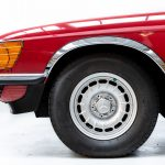 Mercedes 280 SL rood-8954