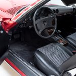 Mercedes 280 SL rood-8957