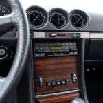 Mercedes 280 SL rood-8963