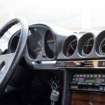 Mercedes 280 SL rood-8968