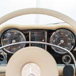 Mercedes SL280 Pagode-5338