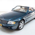 Mercedes SL600-5147