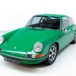 Porsche 911T groen-8976