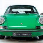 Porsche 911T groen-8977