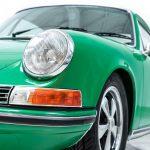 Porsche 911T groen-8988