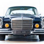 Mercedes 280SE 3.5 donkerblauw-3598
