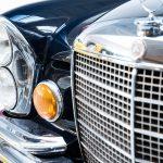 Mercedes 280SE 3.5 donkerblauw-3600