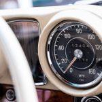 Mercedes 280SE 3.5 donkerblauw-3620