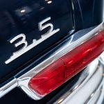 Mercedes 280SE 3.5 donkerblauw-3644